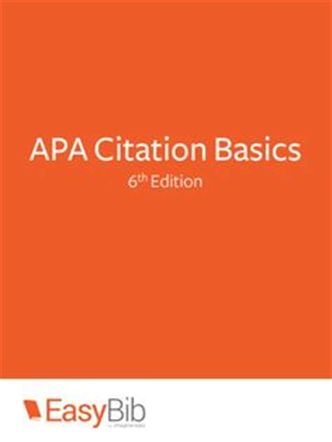 Students Guide to Citation Styles for Research Papers